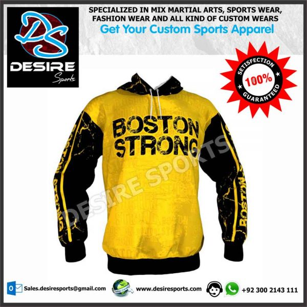 Custom Hoodies – Desire Sports